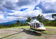Helicopter Rental Costa Rica